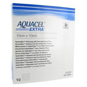 AQUACEL Ag Plus Extra,آکواسل نقره دار,هیدروفایبر کانواتک,فوق جاذب,آکواسل پلاس