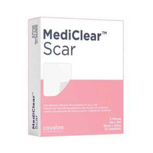 هایپر تروفیک,کلوئید,درمان اسکار,MediClear Scar,مدی کلیر کوولان