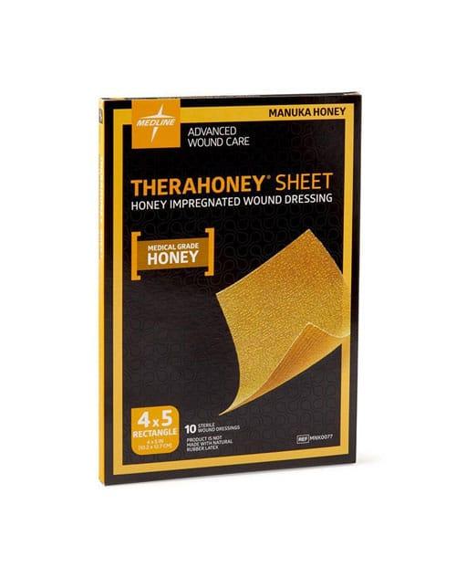 TheraHoney Sheet,پانسمان عسل مدلاین