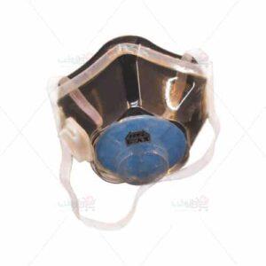 ماسک شفاف,ماسک آیمکس,ماسک با فیلتر قابل تعویض,ماسک N95